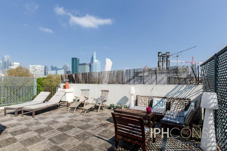Deluxe sale house / villa Neuilly sur seine 2390000€ - Picture 5