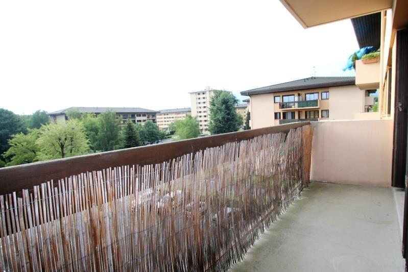 Verkoop  appartement La motte servolex 145000€ - Foto 2