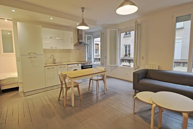 Location appartement Paris 20ème 990€ CC - Photo 3