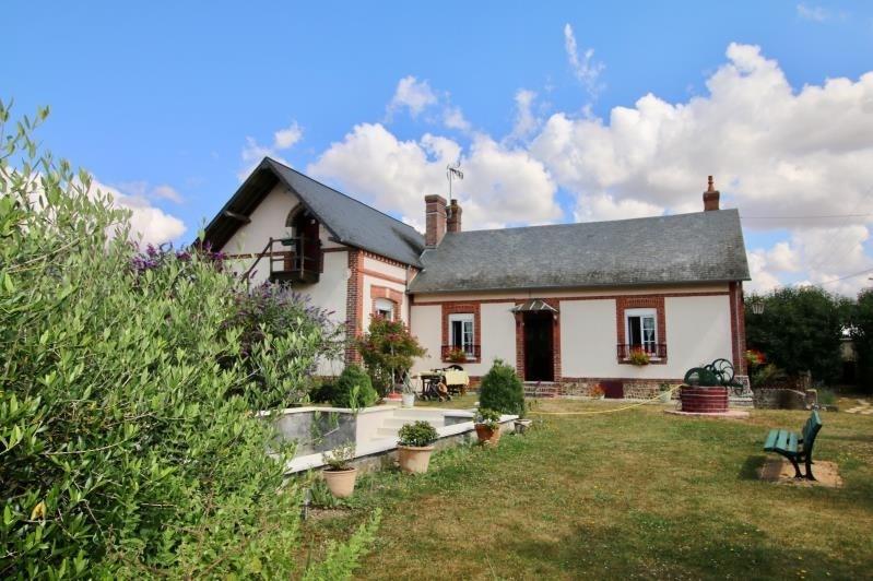 Vente maison / villa Conches en ouche 158000€ - Photo 2