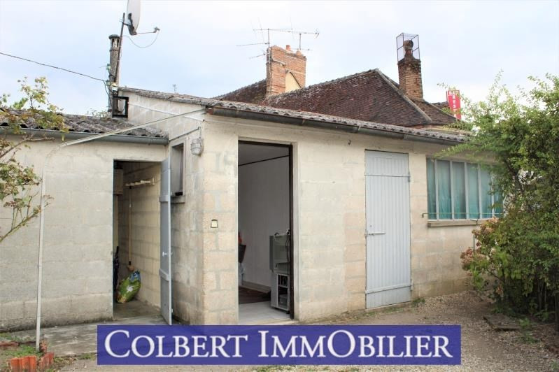 Vente maison / villa Pontigny 100000€ - Photo 8