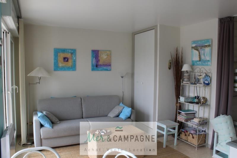 Vente appartement Fort mahon plage 99 000€ - Photo 1