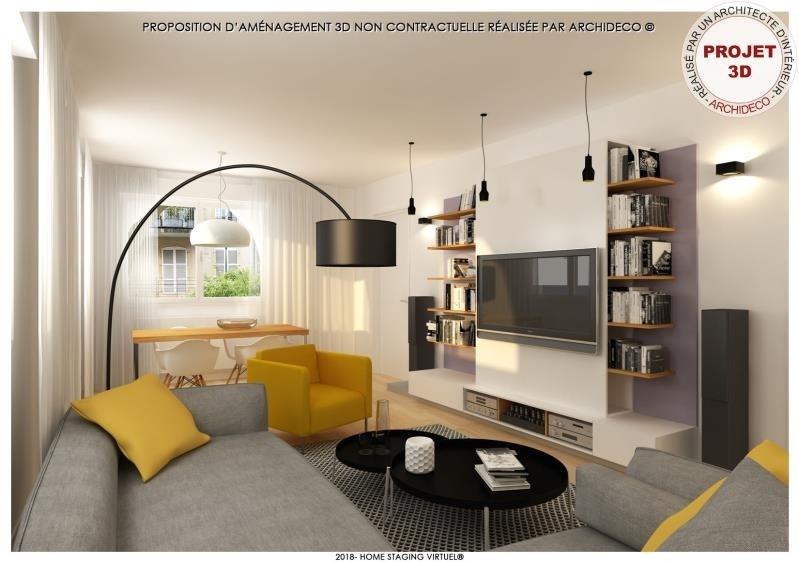 Revenda apartamento Metz 195000€ - Fotografia 4