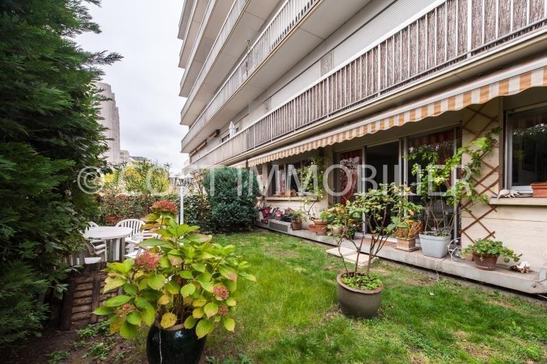 Venta  apartamento Asnieres sur seine 385000€ - Fotografía 1