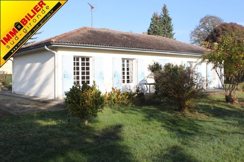 Vente maison / villa Bazas 168 800€ - Photo 1