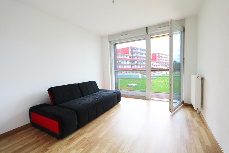 Vente appartement Strasbourg 87000€ - Photo 2