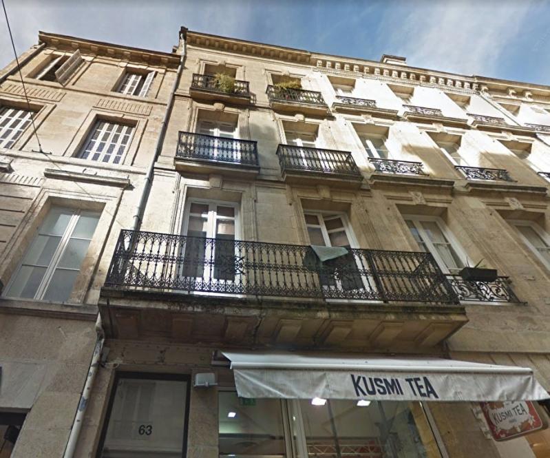Vente appartement Bordeaux 171000€ - Photo 1