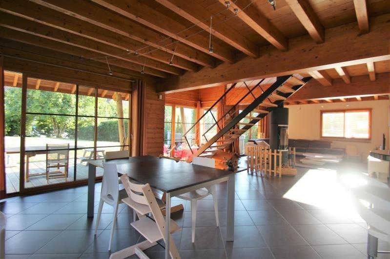 Venta de prestigio  casa La motte servolex 575000€ - Fotografía 2