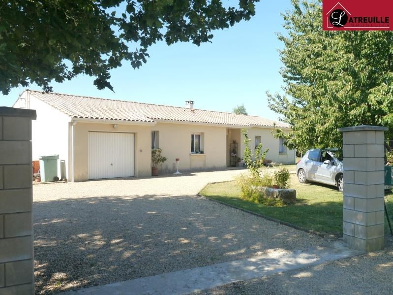 Vente maison / villa Rioux 235 000€ - Photo 1