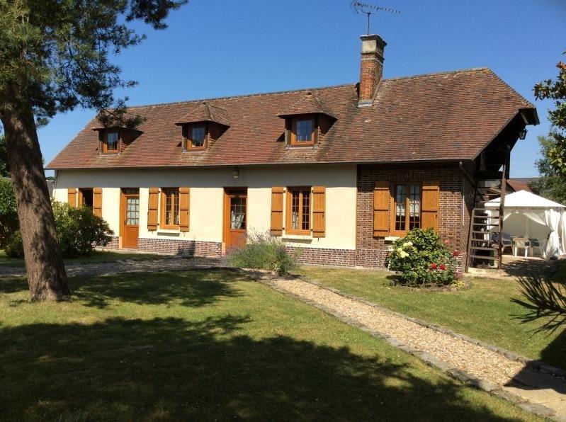 Sale house / villa Conches en ouche 248000€ - Picture 1