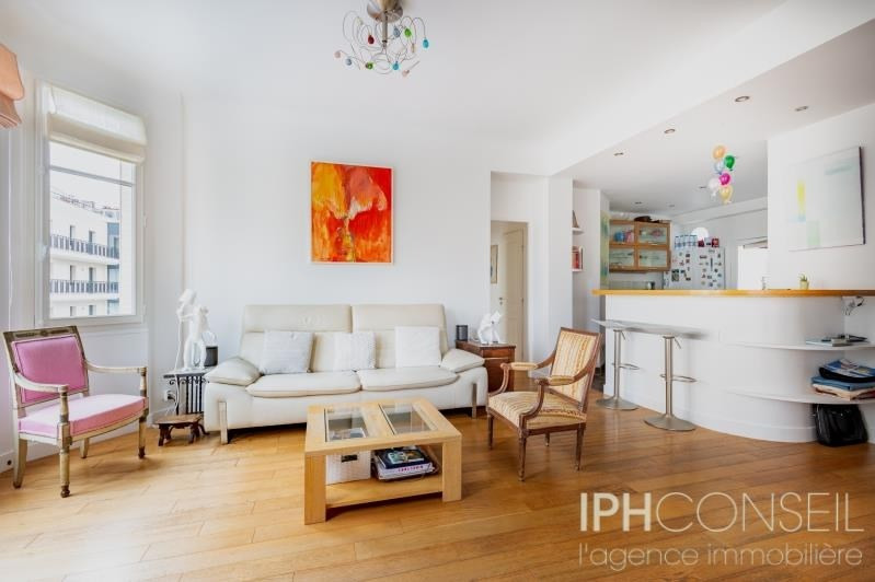 Deluxe sale apartment Neuilly sur seine 1095000€ - Picture 3