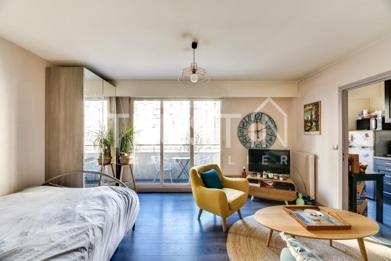 Vente appartement Paris 15ème 320000€ - Photo 3
