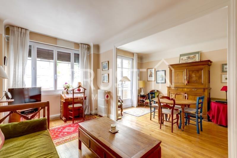 Vente appartement Paris 15ème 560000€ - Photo 2