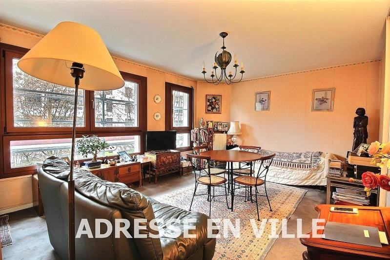 Sale apartment Levallois-perret 307 000€ - Picture 6