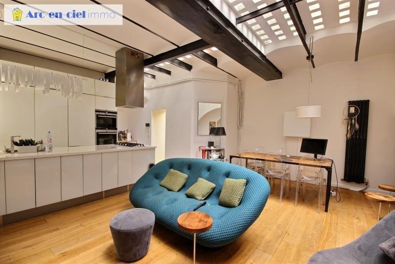 Vendita loft Paris 11ème 599000€ - Fotografia 1