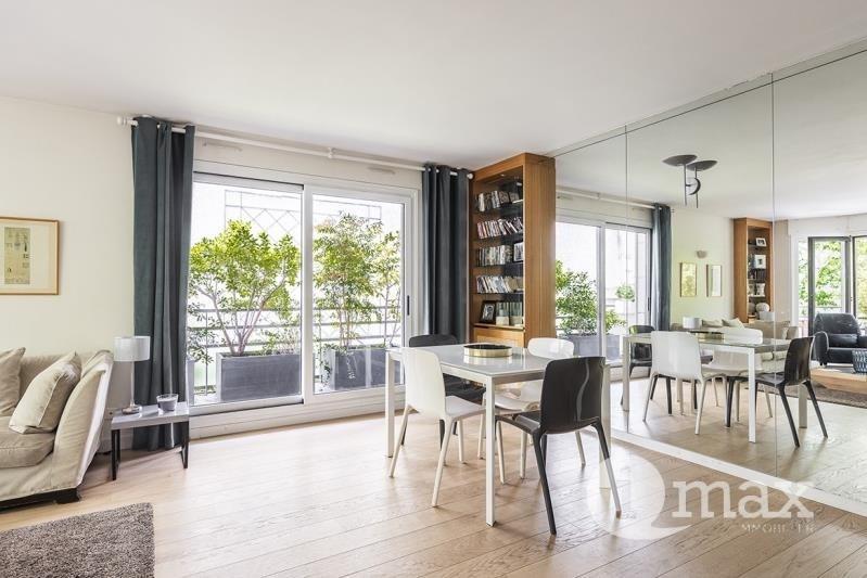 Vente de prestige appartement Levallois 1250000€ - Photo 2