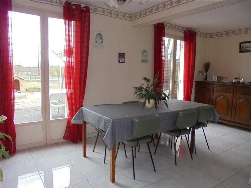 Vente maison / villa Dompierre sur besbre 128400€ - Photo 3
