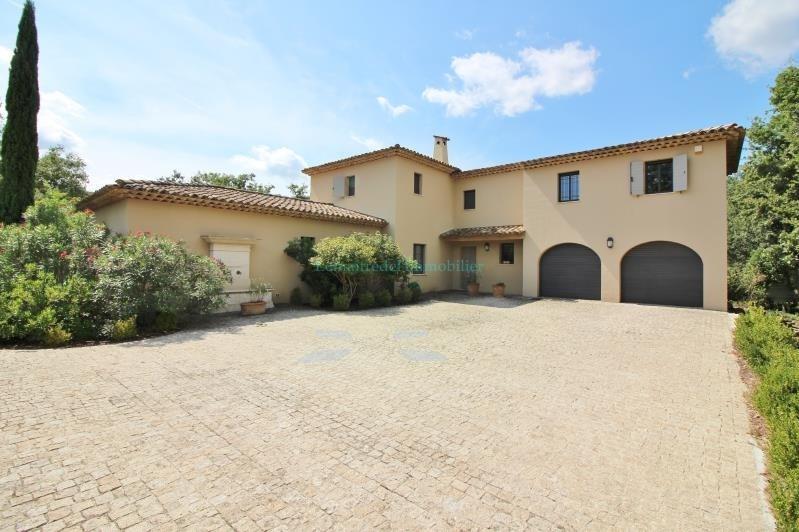 Vente de prestige maison / villa Tourrettes 1290000€ - Photo 17
