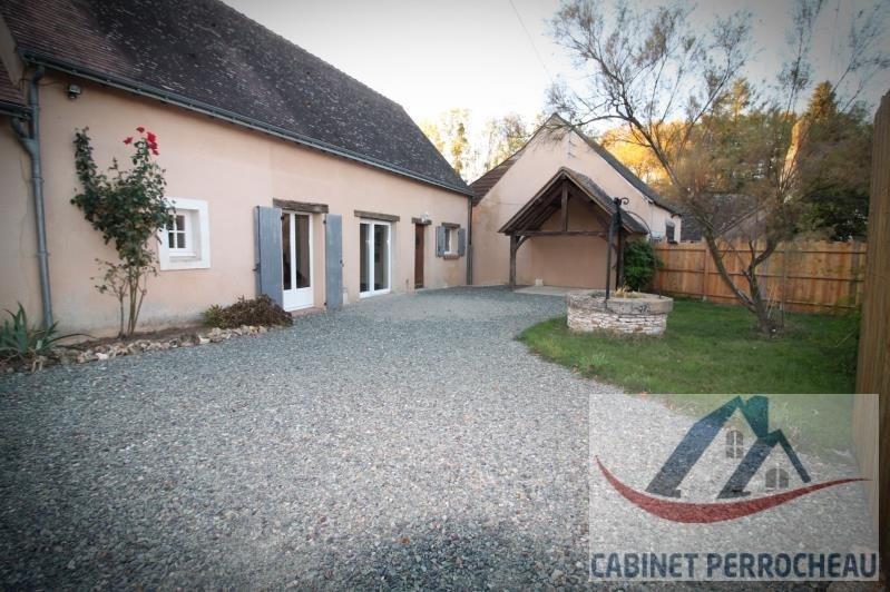 Sale house / villa La chartre sur le loir 119800€ - Picture 2