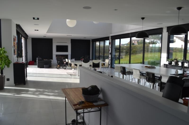 Revenda residencial de prestígio casa St come de fresne 995000€ - Fotografia 4