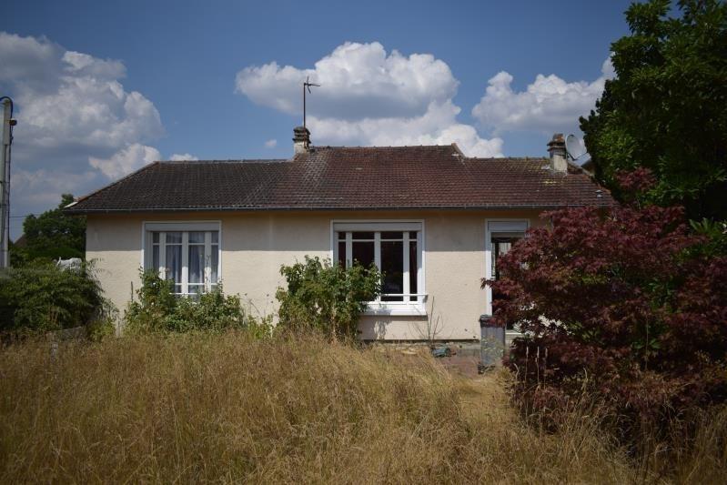 Revenda casa Guernes 157000€ - Fotografia 1