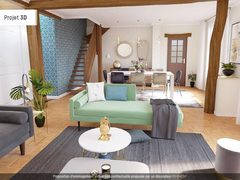 Sale house / villa Breuillet 439000€ - Picture 1