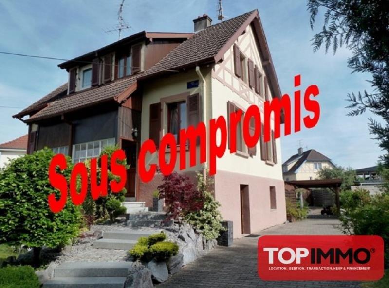 Sale house / villa Staffelfelden 162000€ - Picture 1
