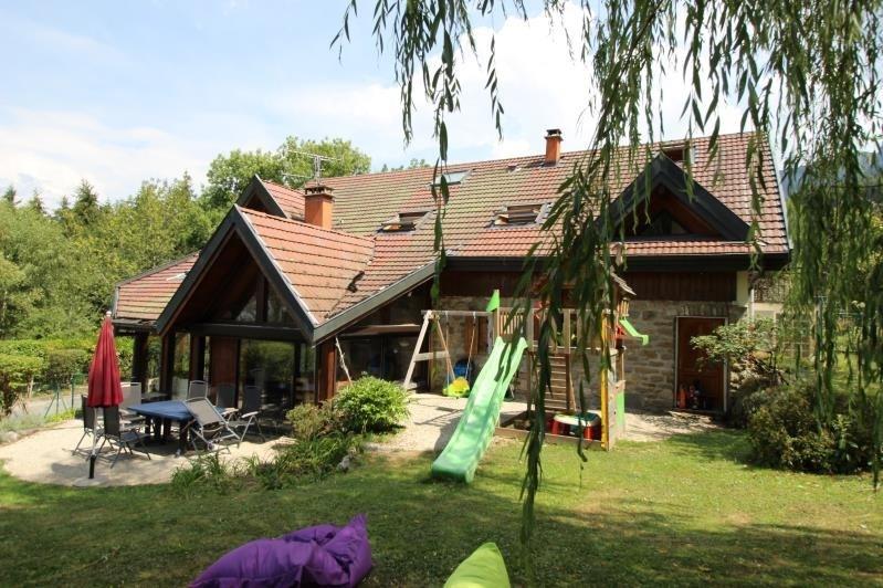 Deluxe sale house / villa Saint sixt 630000€ - Picture 3