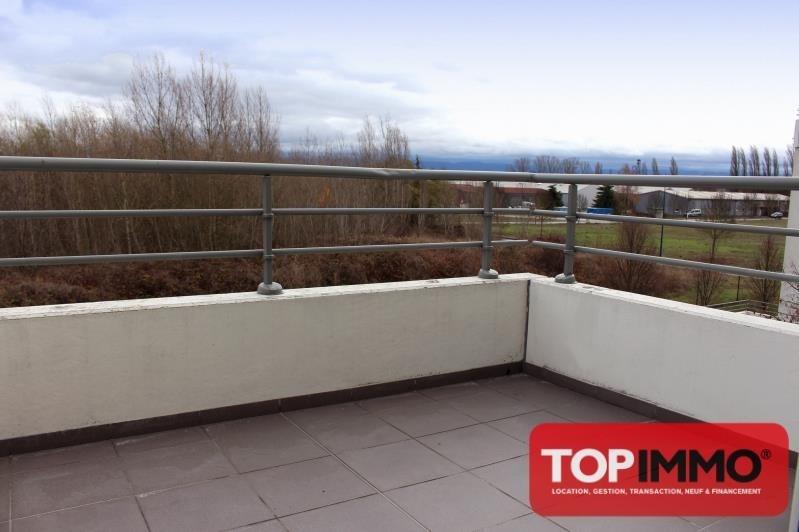 Vente appartement Volgelsheim 120000€ - Photo 1