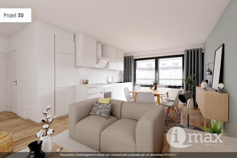 Sale apartment Levallois perret 549000€ - Picture 1