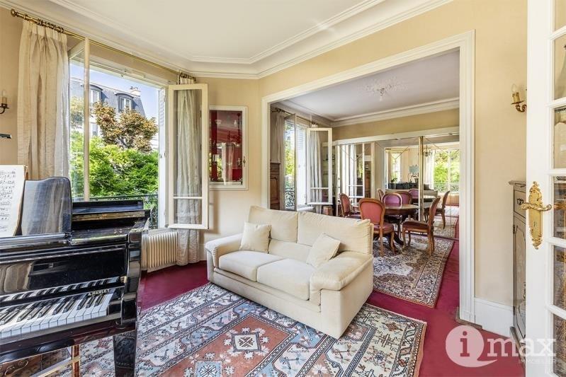 Vente de prestige maison / villa Asnieres sur seine 1495000€ - Photo 2