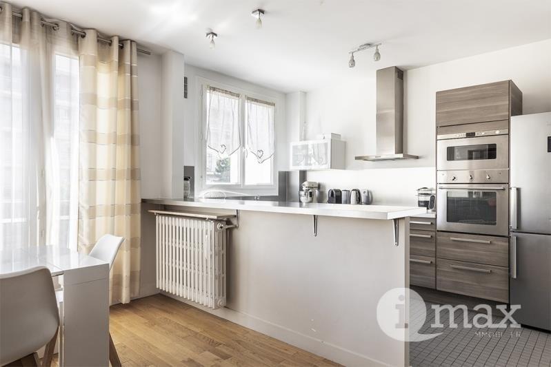 Vente appartement Levallois 640000€ - Photo 2