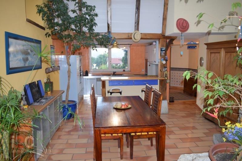 Vente maison / villa Thoiry 548000€ - Photo 4