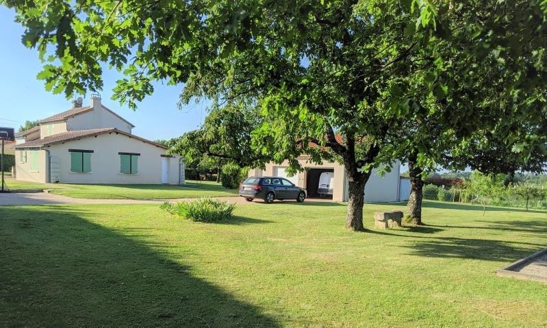 Vente maison / villa St julien l ars 260000€ - Photo 9