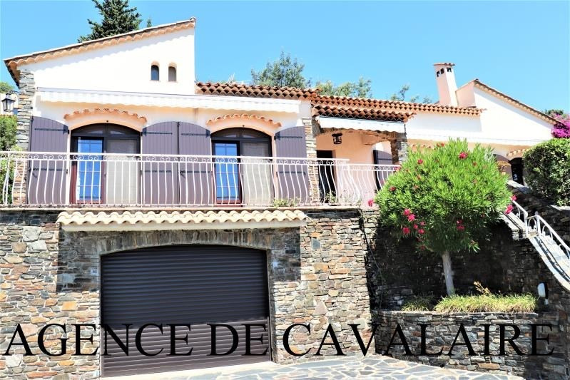 Deluxe sale house / villa Cavalaire sur mer 595000€ - Picture 1