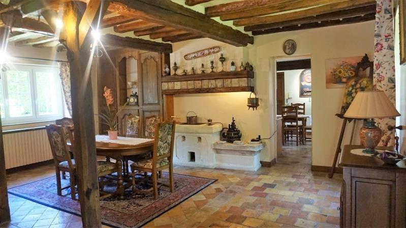 Vente maison / villa Breval 399000€ - Photo 4