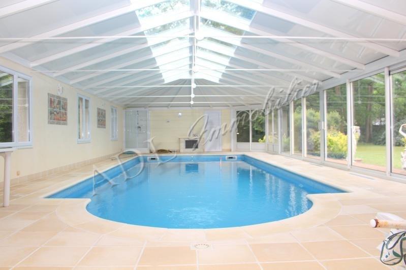 Vente de prestige maison / villa Lamorlaye 769000€ - Photo 8