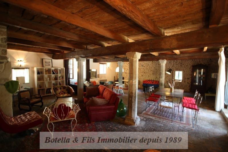 Verkoop van prestige  huis Uzes 930000€ - Foto 5