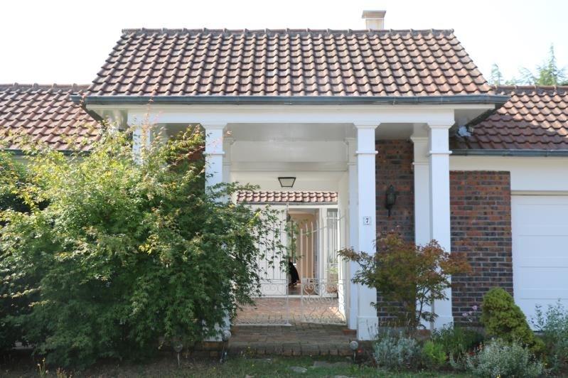 Sale house / villa St nom la breteche 724500€ - Picture 2