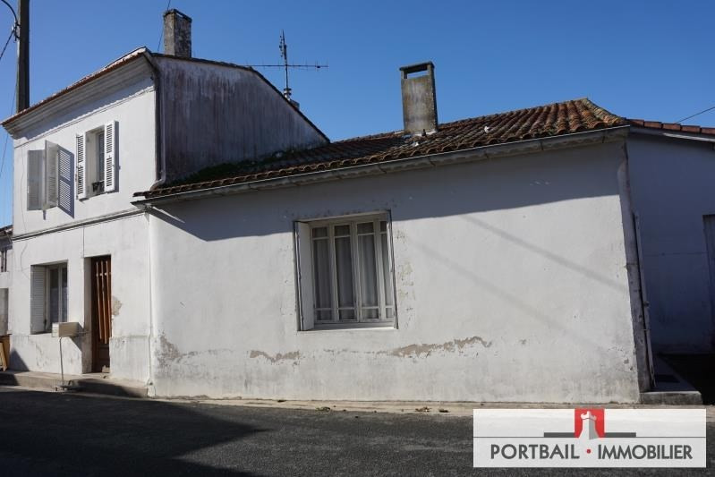 Sale house / villa Blaye 87000€ - Picture 1