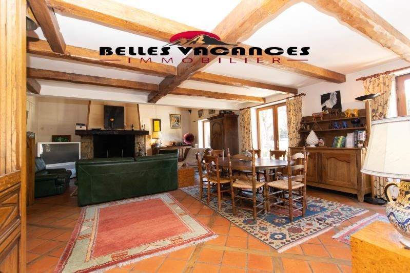 Deluxe sale house / villa Bourisp 519 750€ - Picture 2