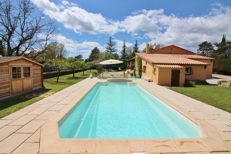 Vente maison / villa Saint cezaire sur siagne 485000€ - Photo 3
