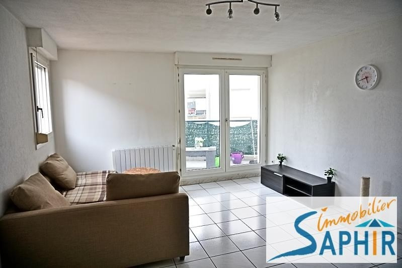 Sale apartment Toulouse 123 050€ - Picture 1