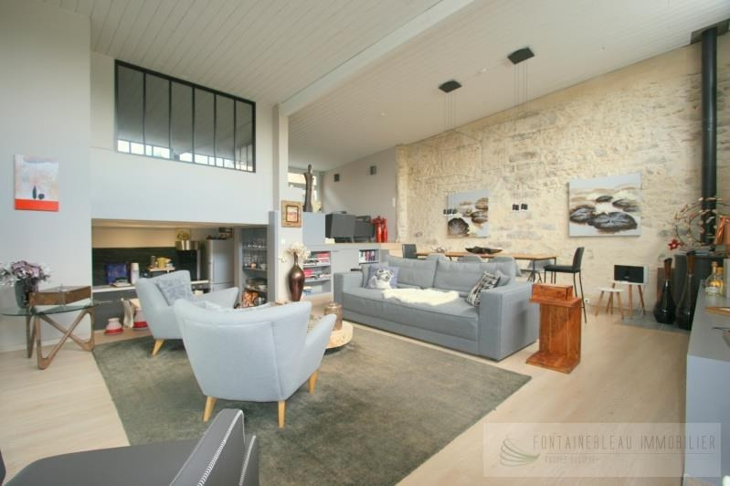 Vente loft/atelier/surface Thomery 314 000€ - Photo 9