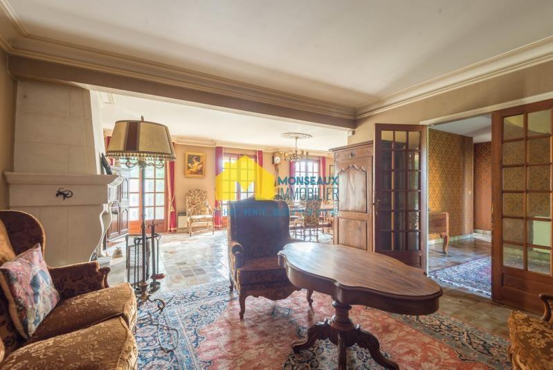 Vente maison / villa Ste genevieve des bois 577000€ - Photo 7