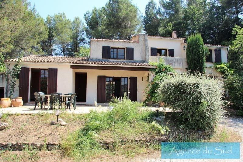 Vente maison / villa Auriol 499000€ - Photo 1