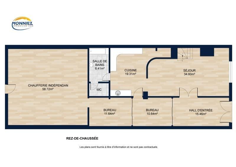 Sale house / villa Hazebrouck 206000€ - Picture 4