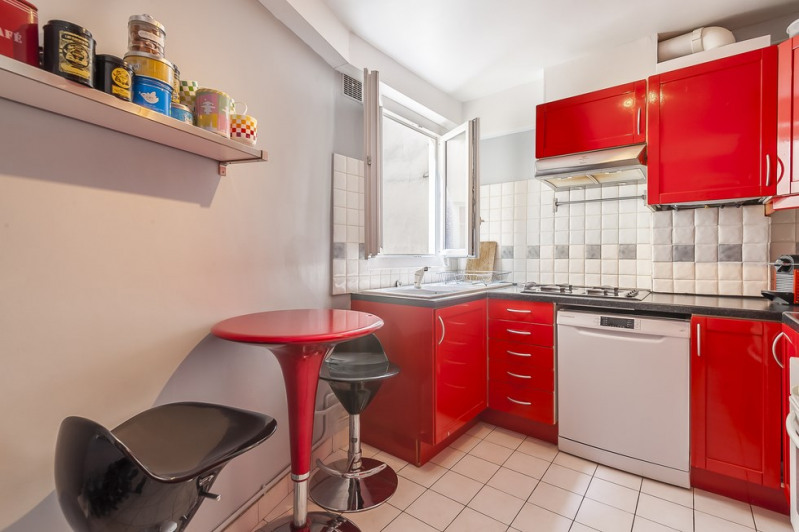 Vente de prestige appartement Paris 9ème 1240000€ - Photo 5