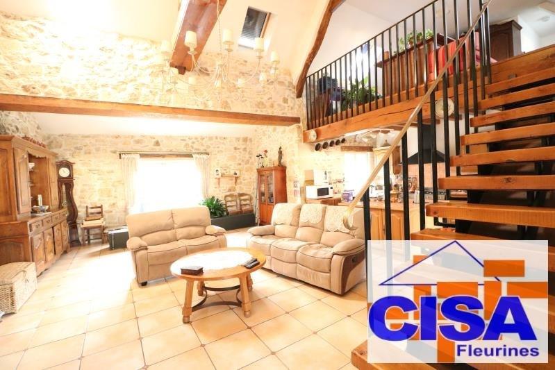 Vente maison / villa Verberie 287000€ - Photo 2
