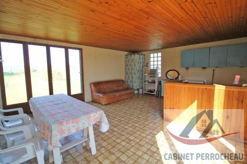 Vente maison / villa La chartre sur le loir 43000€ - Photo 4